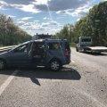У Житомирській області водій Renault заснув за кермом та потрапив у ДТП