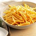 Картоплі фрі, яка жариться без краплі олії