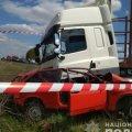 Житель Житомирської області на DAF протаранив ВАЗ, який виїхав на зустрічку: водій легковика з 5-річним сином загинули на місці