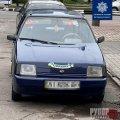 У Житомирі затримали водія, що втік з місця ДТП