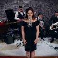 "МУЗІКА. Bye Bye Bye - 60s ""Pulp Fiction"" Surf Rock Style *NSYNC Cover ft. Tara Louise"