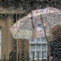 На вихідних синоптики прогнозують дощову погоду у Житомирі