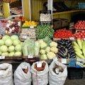 Через нітрати на Житньому ринку в Житомирі утилізували понад 120 кг овочів