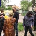 У Житомирі мешканці багатоповерхівки протестували проти сміттєзбірного майданчика під будинком