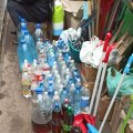 На Житомирщині у підприємців вилучили 150 літрів різноманітного сурогату та сигарети