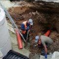 На Бердичівській хочуть відремонтувати каналізаційний колектор побудований у 1966 році