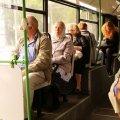 Пенсіонери зможуть безкоштовно їздити в електротранспорті лише за наявності «Картки житомирянина»