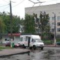 На Вітрука у Житомирі не розминулися Lanos і маршрутка