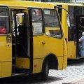 У Житомирі маршрутчики почали відмовляти пенсіонерам у пільговому проїзді