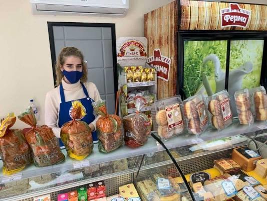 """На вулиці Шевченка у Житомирі відкрили нову """"Молочну лавку"""". ФОТО"""