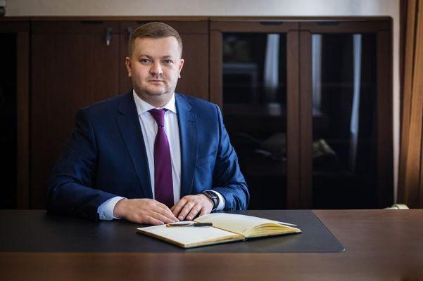 Начальником Головного управління ДПС у Житомирській області призначено Костянтина ГАВРИША