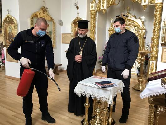 Напередодні «зелених свят» рятувальники Житомирщини вживають превентивних заходів. ФОТО