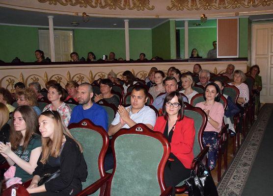 Празднование 20-летия восстания в Житомире польского дома
