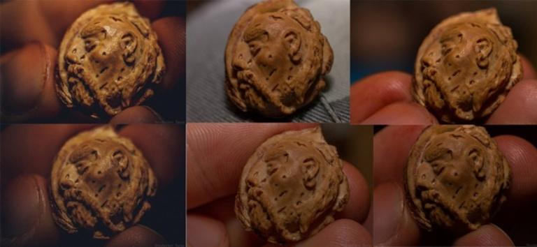 Мастер-резчик из Житомира: Раньше делал иконостасы для Лавры, теперь обереги из косточек