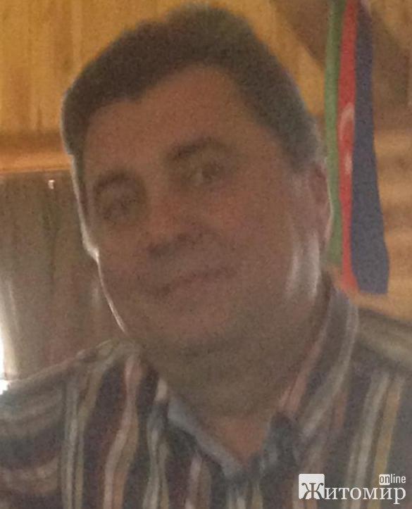 Сьогодні святкує День народження житомирянин Вадим Олехнович