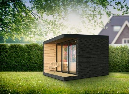 Українські архітектори створили переносні хюге-простори для карантину