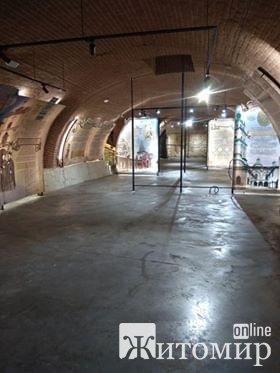 Уродженець Житомира запрошує до підземелля храму, аби стати учасником презентації унікального музею. ФОТО