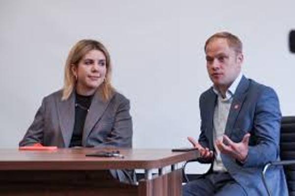 """Сьогодні у Житомирі працюватимуть нардепи від """"Голосу"""" Кіра Рудик та Ярослав Юрчишин"""