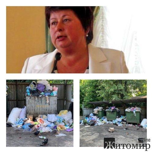 Шановна Світлана Півоварова, скільки ще терпіти сморід, який Ви розвели?