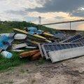 Станція човнів на Тетереві в Житомирі чекає реконструкцію. ФОТО