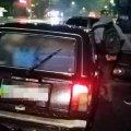 У центрі Житомира поліція знайшла викрадений ВАЗ, у якому спав п'яний викрадач