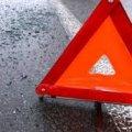 Двоє киян на «Тойотах» не поділили дорогу в Житомирській області