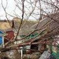 В Житомирській області негода наробила лиха