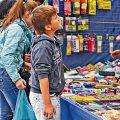 У Житомирі визначились з адресами, де цьогоріч працюватимуть шкільні ярмарки