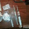 Поліція знайшла у квартирі житомирянина марихуану, метадон та амфетамін