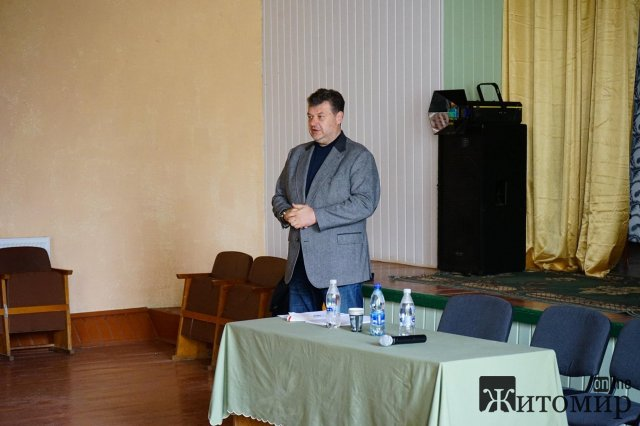ОТГ в межах Пулинського району увійдуть до складу Житомирського, - голова ОДА