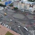 На майдані Соборному в Житомирі пропонують обмежити рух мотоциклів та мопедів