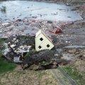 У Норвегії зсув забрав у море вісім будинків і собаку. ВРАЖАЮЧЕ ВІДЕО
