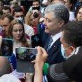 Порошенко: Венедіктова отримала чітку вказівку від Зеленського щодо вручення мені підозри