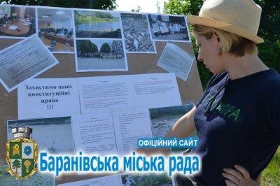 Продовжується боротьба за екологічну чистоту річок Хомора та Случ. ФОТО