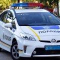 """Як у Житомирі """"знімають"""" поліцію. ВІДЕО"""