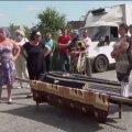 На Баранівщині люди перекривали дорогу, вимагаючи справедливого розслідування смерті односельця