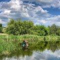 Крошенський парк у Житомирі. ФОТО