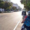 На 8 вулицях Житомира хочуть звузити ліву смугу руху автомобілів