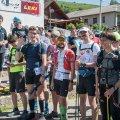 Житомирянки взяли участь у гірському біговому ультрамарафоні. ВІДЕО