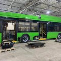 За кілька днів до Житомира привезуть 5 нових тролейбусів