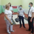 У Житомирі говорили про роботу спецшколи олімпійського резерву