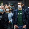 В Україні знову зростає кількість заражених коронавірусом після трьохденного спаду