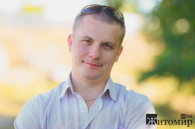 Житомирянин, участник АТО, нуждается в дорогостоящей реабилитации