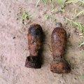 На Житомирщині діти знайшли дві авіаційні бомби у закинутому садку