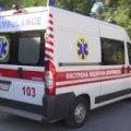 В Житомирській області з вікна 9-го поверху випала 3-річна дівчинка