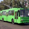 В Житомире водитель ВАЗа уснул за рулем и врезался в троллейбус. ВИДЕО
