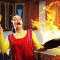 Якщо підгоріла страва