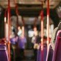 У Житомирі жінку з іншого району не пустили до тролейбуса