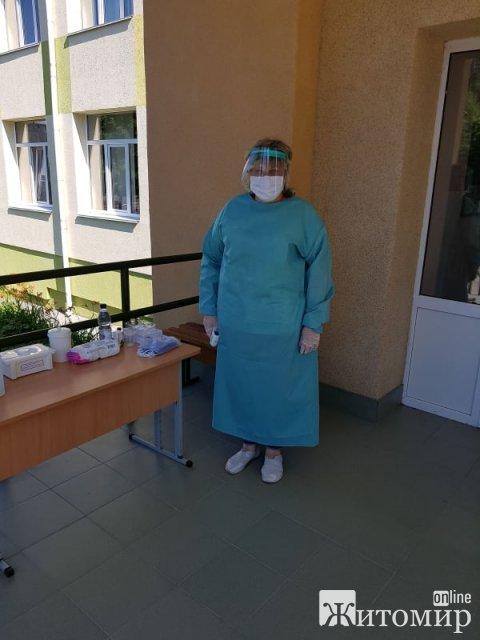 Як випускники в Житомирі ЗНО здавали. ФОТО