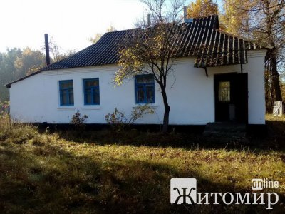 Друга спроба продати будівлю ветлікарні у Радомишльському районі